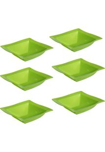 Saladeira Vemplast Moove Verde - Verde - Dafiti