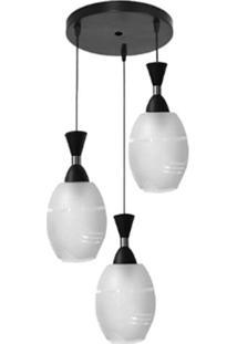 Pendente Noruega Triplo - Pd2171/3 - Kin Light - Kin Light