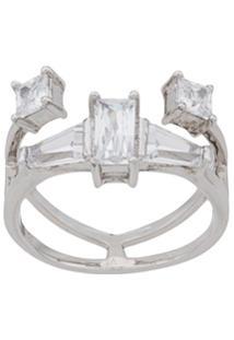 V Jewellery Anel Marnie - Prateado