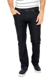 Calça Jeans Timberland Slim Dark Sap Azul