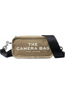 Marc Jacobs Bolsa Transversal The Camera - Verde