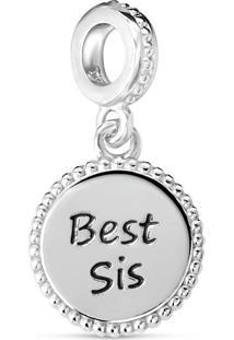 Pingente Life Best Sister