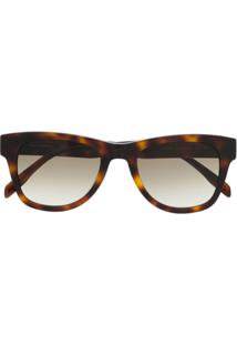 Karl Lagerfeld Óculos De Sol Karl Ikonik - Marrom
