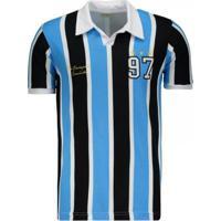 Camiseta Masculina Tricolor 1997 Retrô Mania 07069ef6b2b