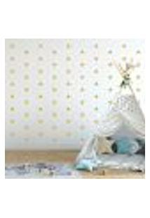 Adesivo Decorativo De Parede - Kit Com 230 Estrelas - 005Kaa02