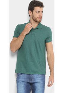 70b2fdcb03 ... Camisa Polo Kohmar Piquet Básica Masculina - Masculino-Verde