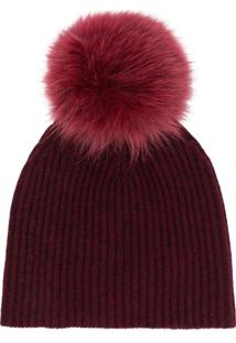 Farfetch. Yves Salomon Accessories Gorro ... 64222359aed
