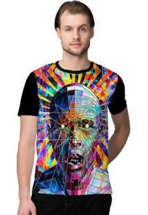 Camiseta Stompy Psicodelica16 Masculina - Masculino