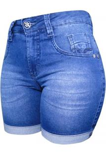 Bermuda Super Sul - Feminino-Jeans