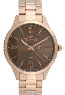 Relógio Technos 2015Ccr/4M Rosa - Kanui