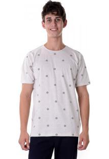 Camiseta Full Print - Átomos