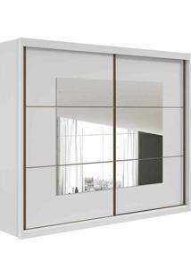 Guarda-Roupa 2 Portas Toronto New Com Espelho - Lopas