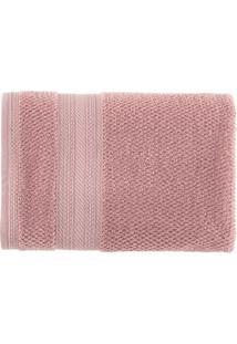 Toalha De Banho Empire- Rosa- 70X135Cm- Karstenkarsten