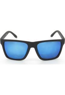 Óculos Solar Prorider Preto Fosco Gp203