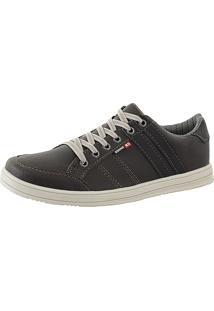 Tênis Sapatenis Cr Shoes Leve E Baixo Lançamento Café