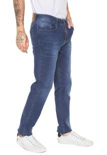 Calça Jeans Hering Skinny Azul