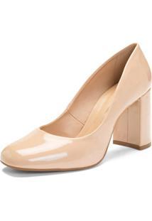 Sapato Tradicional Liso - Nudeamaro