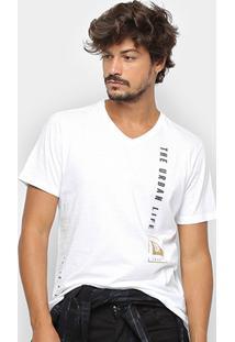 Camiseta Manga Curta Kohmar The Urban Life Masculina - Masculino