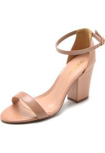 Sandália Dafiti Shoes Lisa Nude