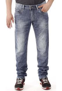 Calça Jeans Sawary Skinny Azul