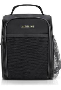 Jacki Design Bolsa Térmica Cor Preto