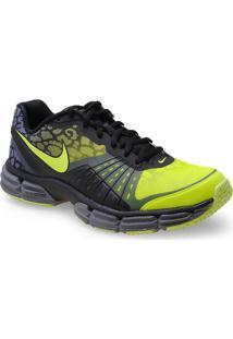 Tenis Masc Nike 631469-700 Dual Fusion Tr 5 Premium Preto/Limao