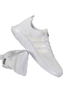 24b66170d ... Tênis Adidas Cloudfoam Lite Flex Feminino Branco