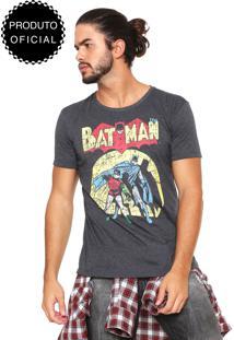 Camiseta Bandup! Batman Grafite