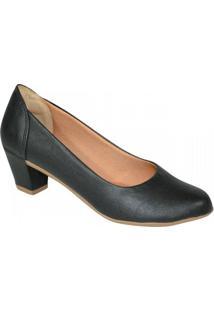 Sapato Exclusiva - Feminino-Preto