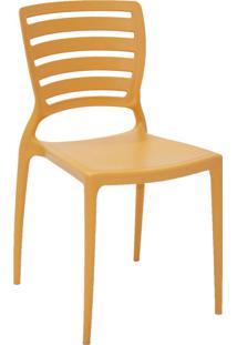 Cadeira Tramontina Sofia 92237/090 Laranja Se