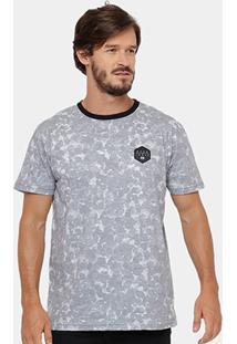 Camiseta Hang Loose Esp Army Masculina - Masculino
