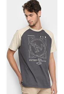 Camiseta New Skate Silk Stars Masculina - Masculino