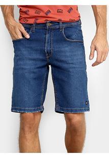 Bermuda Jeans Hang Loose Social Hl3025 Masculina - Masculino