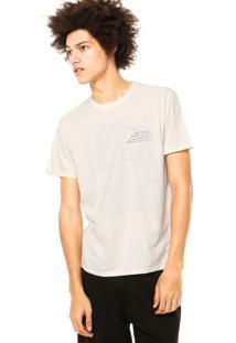 Camiseta Reserva Burl E Marx Off-White
