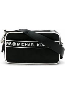 Michael Michael Kors Bolsa Tiracolo Kelly - Preto