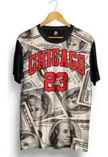 Camiseta Bsc Chicago Dollar Full Print - Masculino