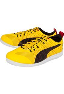 Tênis Puma Tech Everfit Sf 10 Amarelo