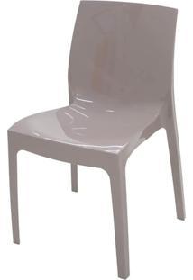 Cadeira Alice Polipropileno Cor Camurca - 18744
