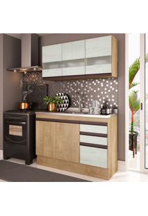 Cozinha Compacta Amália 6 Pt 2 Gv Nogueira E Gelo