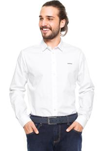 Camisa Sommer Reta Branca