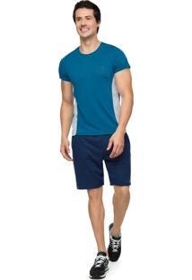 Camiseta Masculina Malha Dry