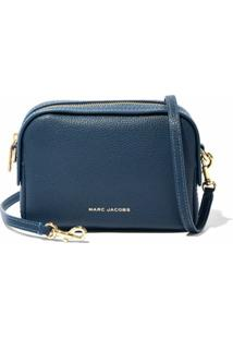 Marc Jacobs Bolsa Transversal The Squeeze - Azul