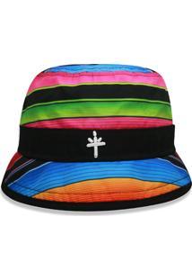 Chapéu Bucket Branded - Preto