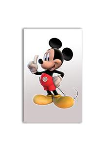 Adesivo De Parede Mickey - 40X22 Cm - Gedex