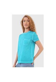 Camiseta Gap Bolso Verde