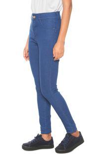 3a44ad8636 ... Calça Jeans Biotipo Skinny Comfort Azul