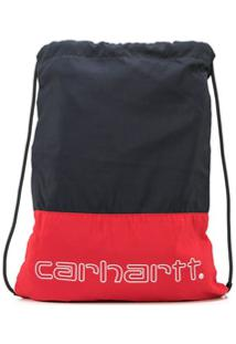 Carhartt Wip Logo-Print Drawstring Bag - Colorido