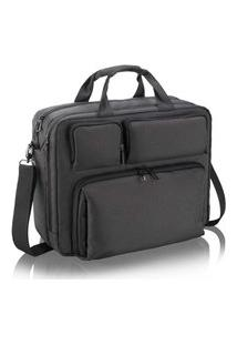 Mochila Smart Bag Notebook 15 Pol. Preto Multilaser - Bo200