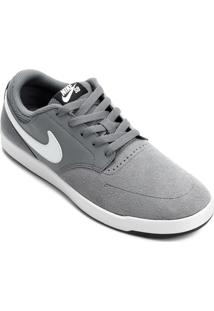 Tênis Couro Nike Sb Fokus Masculina - Masculino