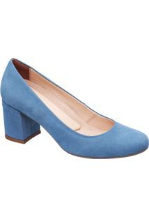 5ff7b1e8fc Sapato Classico Nobuck feminino
